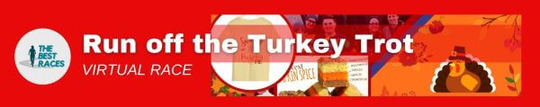 Run off the Turkey Trot Virtual Race registration logo