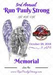 Run Pauly Strong registration logo