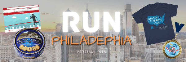 Run Philadelphia Virtual Race 5K/10K/Half-Marathon registration logo