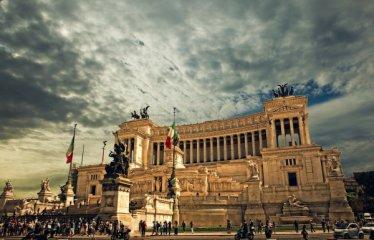 Run Rome Virtual Race registration logo