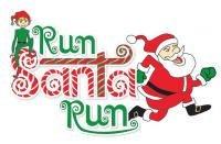 Run Santa Run 5K - Eau Claire registration logo