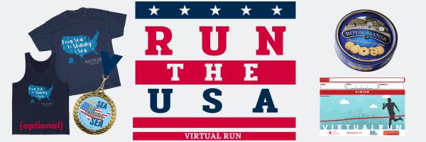 Run South Carolina Virtual Race registration logo