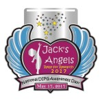 'Run the Rocks' -Jack's Angels Relay for Research registration logo