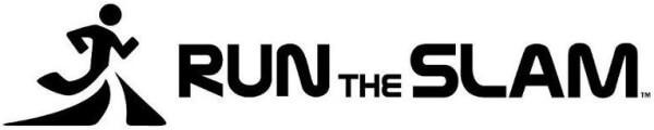 Run the Slam registration logo