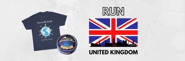Run the U.K. Virtual Race registration logo