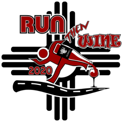 Run Then Wine Virtual Run registration logo