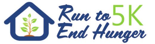 Run to End Hunger 5K registration logo