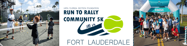 Run to Rally Community 5K - Fort Lauderdale registration logo