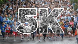 Run to Remember 5K registration logo