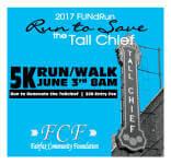 Run to Save the TallChief registration logo