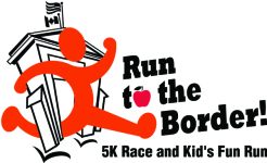 Run to the Border registration logo