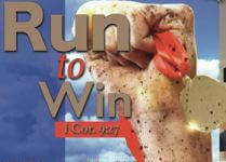 Run to Win registration logo
