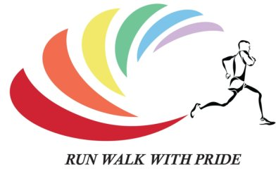 Run / Walk with Pride registration logo