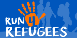 Run4Refugees - Lehi registration logo