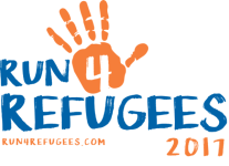 Run4Refugees - Lehi registration logo