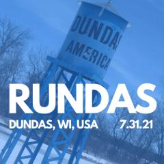 RUNDAS registration logo