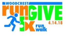 RunGive 5k registration logo