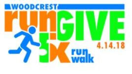 RunGive 5k registration logo