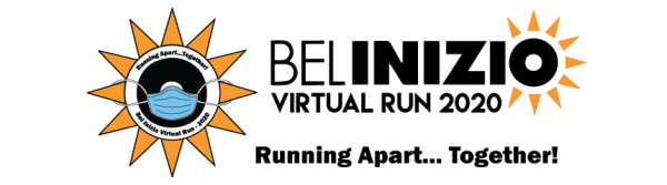 Bel Inizio Virtual Run registration logo