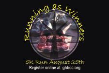 Running as Winners registration logo