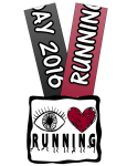 Running Day 5K registration logo
