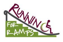 Running for Ramps registration logo