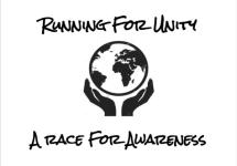 Running for Unity registration logo