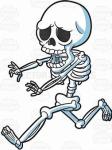 Running Is In My Bones registration logo