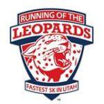 Running of the Leopards 5K registration logo