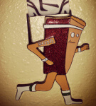Running of the Pi - Pi Day 3.14159265359 Mile Run registration logo