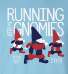 Running with My Gnomies registration logo