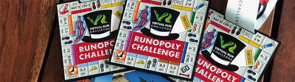 RUNOPOLY CHALLENGE registration logo