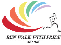 Run/Walk with Pride registration logo