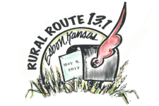 Rural Route 13.1 registration logo