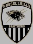 Russellville Panther Soccer 5K registration logo