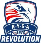 RYSA REVOLUTION 5K AND 1 MILE RUN registration logo