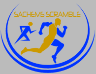 Sachems Scramble registration logo