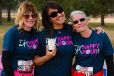 Sacramento 5k Happy Hour Run registration logo
