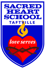 VIRTUAL Sacred Heart School Dash to Heaven One Mile Race registration logo