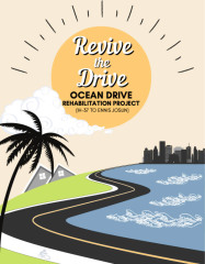 Safe Fun-Fit presents Revive the Drive 5K registration logo