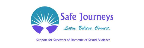 Safe Journeys Virtual 5k registration logo