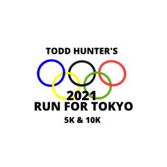 Safe Run-Fit Presents Todd Hunter's Run for Tokyo 5K/10K registration logo