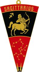 SAGITTARIUS - Zodiac Series 1M 5K 10K 13.1 26.2 50K 50M 100K 100M registration logo