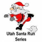 Salt Lake Santa Run registration logo