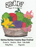 Salvisa Ruritan Bountiful Harvest Race registration logo
