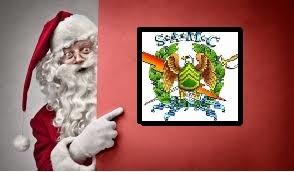 SAMC Fort Lee Chapter Holiday Helper Virtual 5K registration logo