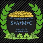SAMC St. Patrick's Day 5K registration logo
