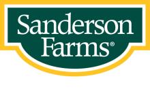 Sanderson Farms Corporate 5K registration logo