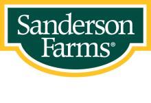 Sanderson Farms Corporate 5K registration logo