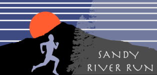 Sandy River Run registration logo